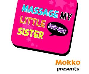 I Massage My Sister Every Night Ch 1-37 - part 16
