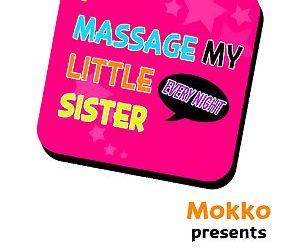 I Massage My Sister Every Night Ch 1-37 - part 3