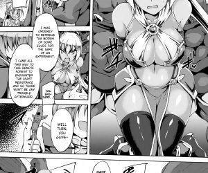 Gang-raped Dark Elf