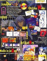 Revista Dokan Evangelion - part 4
