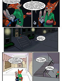 The Broken Mask - part 7