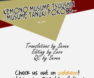 Kemonokko Tsuushin ~Tanukiko Pokora~ - Animal Girl Hotline
