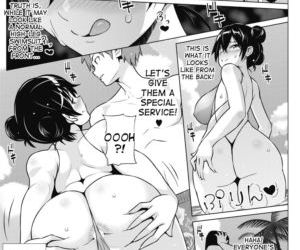 Tsukaretemo Koi ga Shitai! Ichi-wa - Even If I'm Haunted by a Ghost- I still want to Fall in Love! - part 2