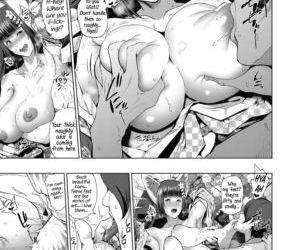 Boy Meets Nyaa God - Boy Meets Cat Goddess Ch. 1-3 - part 2