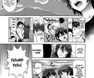 Joshi Luck! ~2 Years Later~ Ch. 6 - part 3
