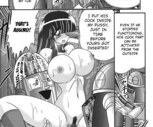 Sailor Fuku ni Chiren Robo Yokubou Kairo - Sailor uniform girl and the perverted robot Ch. 2 - part 2