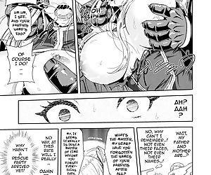 Erona ~Orc no Inmon ni Okasareta Onna Kishi no Matsuro~ - Erona ~The Fall of a Beautiful Knight Cursed with the Lewd Mark of an Orc~ Ch. 1-6 - part 2