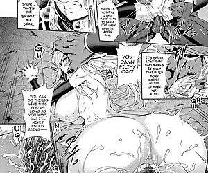 Yamada Gogogo Erona ~Orc no Inmon ni Okasareta Onna Kishi no Matsuro~ - Erona ~The Fall of a Beautiful Knight Cursed with the Lewd Mark of an Orc~ Ch. 1-5 - part 3