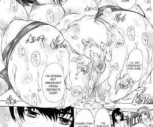 Saimin! Zenra Gakuen|Hypnotism! Nude Girls School Ch. 1-3 - part 5