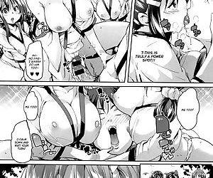 Shita no Okuchi de Chu ♥ Chu ♥ Shiyo - Lets Kiss With The Lower ♥ Mouth Ch.1-4 - part 5
