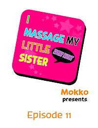 I Massage My Sister Every Night Ch 1-38 - part 5