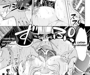 The Servant of the Lady Knight + Extra - Onna Kishi no Meshitsukai + Bangaihen