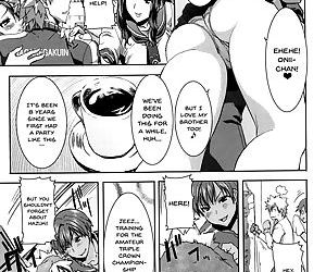 Kare ni... Dakaremashita. Ato- Ne... ~Otome ga Chuuko XXX Desu to Kokuhaku Suru Hi~ - He...Embraced Me.After That... Ch. 1