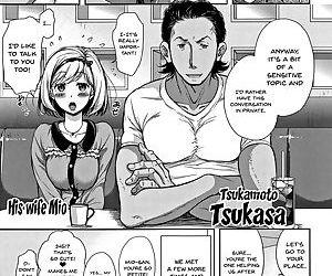Tsumatorare - Wife Taking Ch.1-6