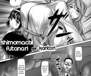 Shitamachi Futanari - Shimomachi Futanari