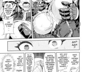 Erona ~Orc no Inmon ni Okasareta Onna Kishi no Matsuro~ - Erona ~The Fall of a Beautiful Knight Cursed with the Lewd Mark of an Orc~ Ch. 1-4 - part 2
