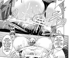 Erona ~Orc no Inmon ni Okasareta Onna Kishi no Matsuro~ - Erona ~The Fall of a Beautiful Knight Cursed with the Lewd Mark of an Orc~ Ch. 1-4 - part 4