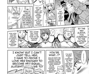 Erona ~Orc no Inmon ni Okasareta Onna Kishi no Matsuro~ - Erona ~The Fall of a Beautiful Knight Cursed with the Lewd Mark of an Orc~ Ch. 1-4