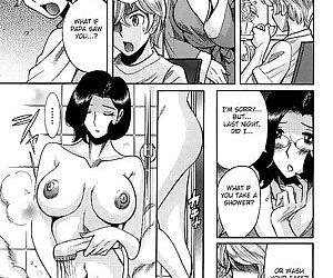 Nympho Maman Boshi Soukan - Mama no Shikyuu wa Boku no Mono Ch. 1-13 - part 12