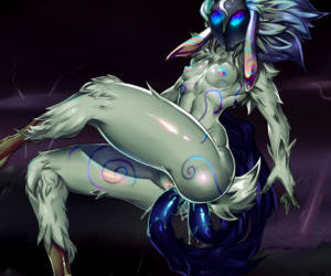 Kindred AssOverload Gallery -League of Legends- Various Artists - fixing 12