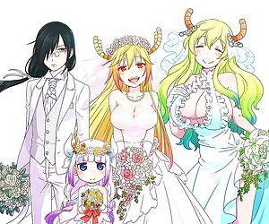 Kobayashi-san-chi no Maid Dragon Collection - part 25