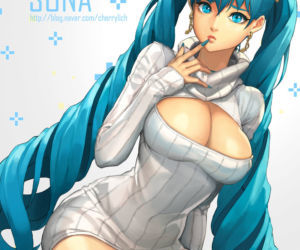 Sonas Thighs Collection - part 11