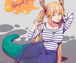 Kobayashi-san-chi no Maid Dragon Collection - part 3