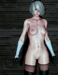 3D Art by Trierror