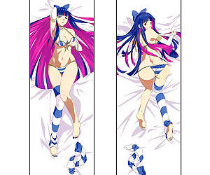 Panty & Stocking With Garterbelt Collection - part 17
