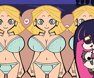 Panty & Stocking With Garterbelt Collection - part 4