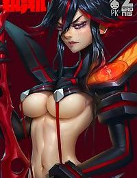 Kill la Kill Collection - part 3