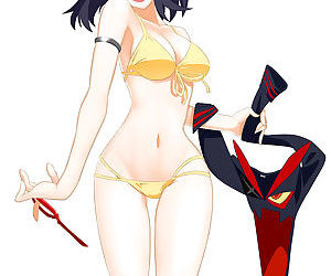 Kill la Kill Collection - part 15