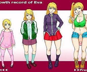 Eva OC - part 5