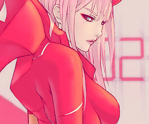 Darling in The Franxx Collection - part 15