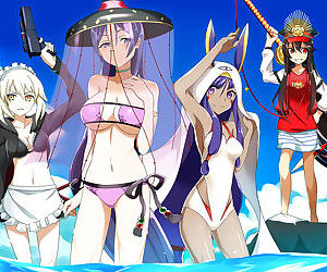 Character Set - Minamoto No Raikou - part 17