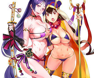 Character Set - Minamoto No Raikou - part 20