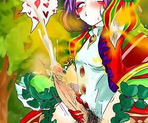 - Artist - Iayaginuza Kanbou Choukan Mea - part 4