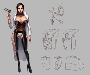 Artist - Yuzhou - part 3