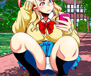 Oshiete! Galko-chan Collection - part 8