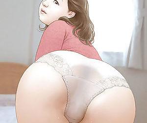Pixiv artist - むにおs Works - Omorashi Ladies - part 4
