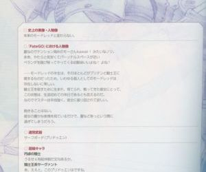 Fate Grand Order material IV - part 11