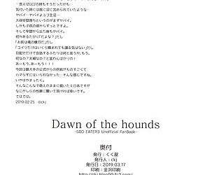 Dawn of the hounds - part 2