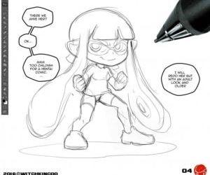 Splatoon: Thats not ink