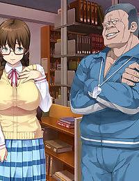 Hatsukoi no Ano Ko wa SEX Daisuki na Hentai Museme! Ano Ko to Hoka no SEX o Satsuei Shite Koufun suru ore! - part 9
