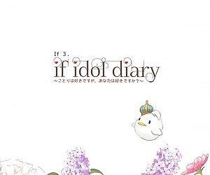 if idol diary Soushuuhen ~Kotori no Nikki~ - part 3