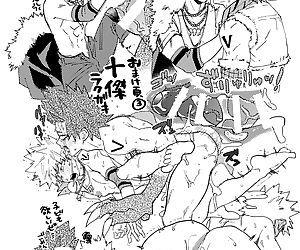 再録書き下ろしページ公開 KiriBaku Anthology Omake