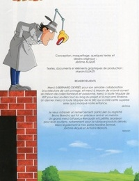 Inspector Gadget Artbook - part 11