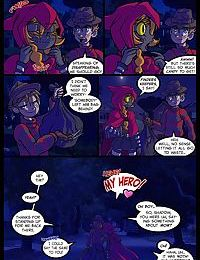 The Monster Under the Bed - part 7