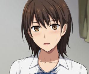 Netorareta JoshiMane ~Migite no Daida wa Ace no Kanojo~ - part 17