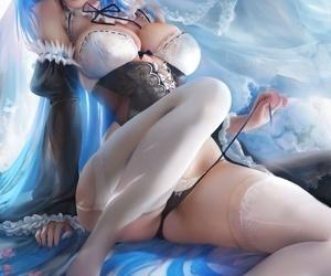 Artist - Sakimichan - fixing 11